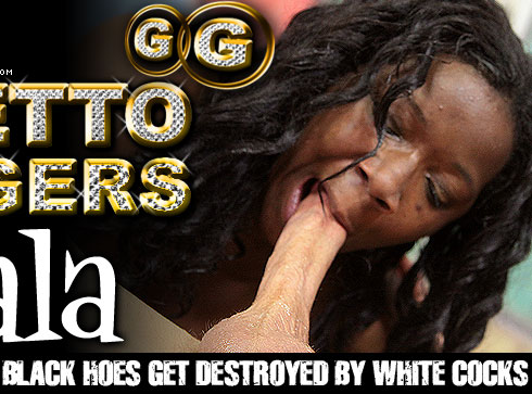 Kala Degraded on Ghetto Gaggers